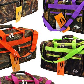 Duffles & Packs